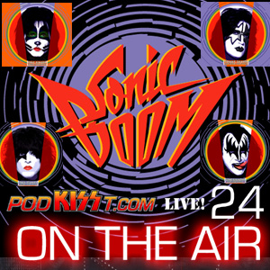 """PodKISSt #24: """"SONIC BOOM"""" Release Call-in Show - PodKISSt"""